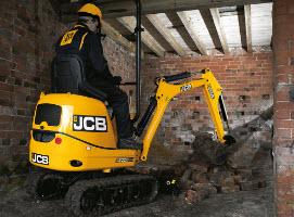 jcb 8008 hire