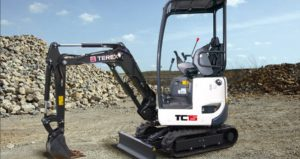 terex tc15 hire london