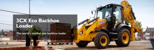 jcb 3cx hire london