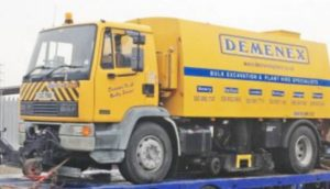 road sweeper hire london