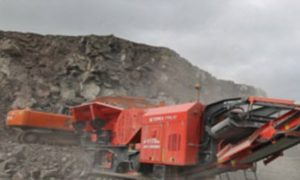 crusher hire in london